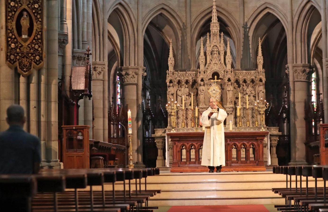 Messe pour une personne